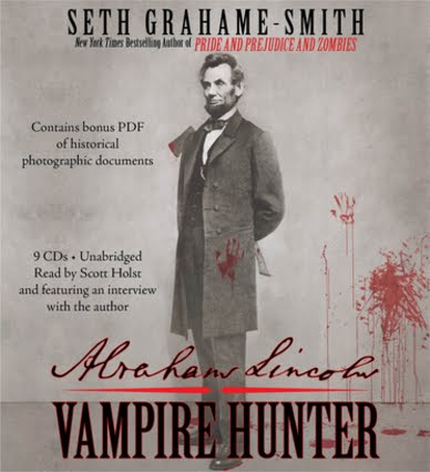 an analysis of the book abraham lincoln vampire hunter by seth grahame smith Abraham lincoln: vampire hunter book summary & chapter summaries of   sheesh the slightly longer version starts in 2010, when seth grahame-smith ( the.
