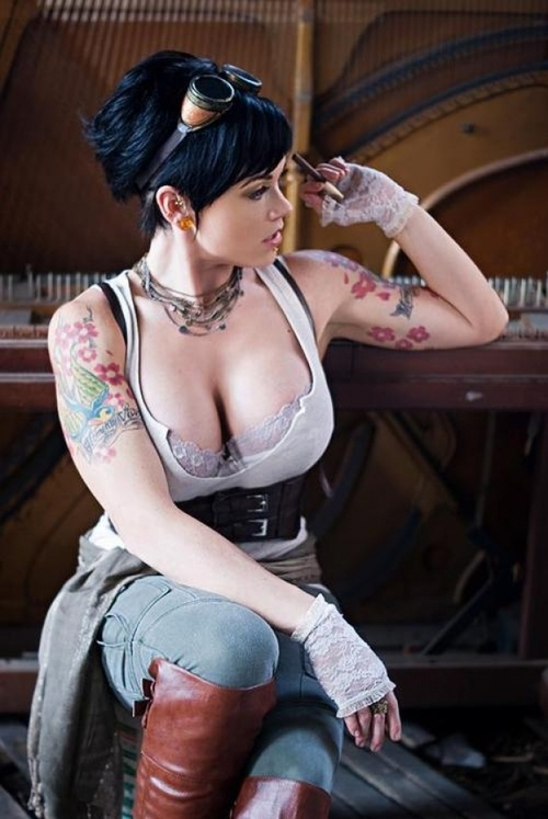 sexy steampunk110112