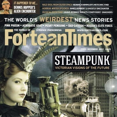 steampunk fortean