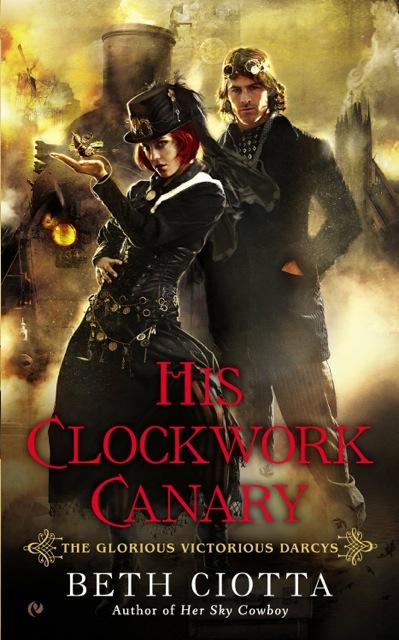 clockwork canary