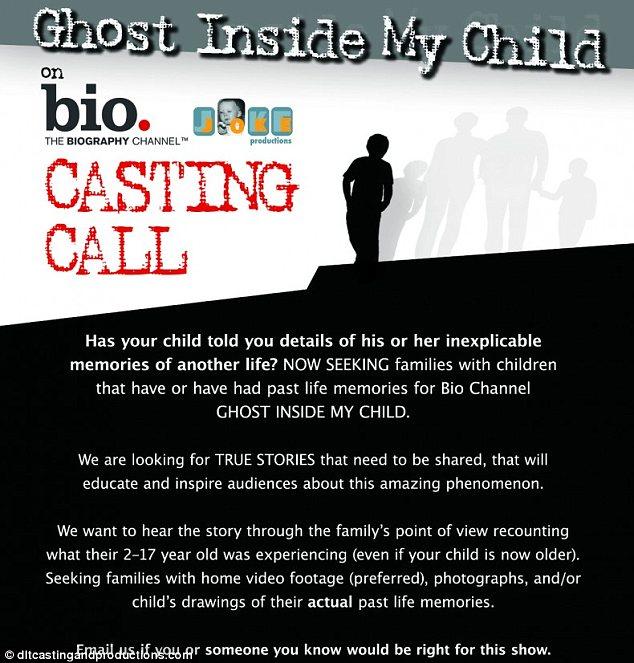 bio casting call
