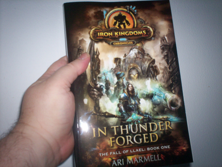 in thunder forged