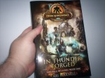 Barry's mailbox: In Thunder Forged