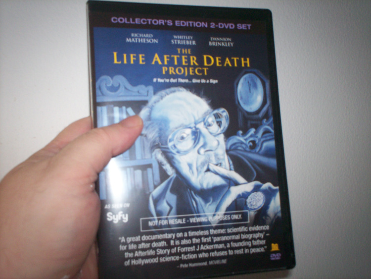 Review: Life After Death Project