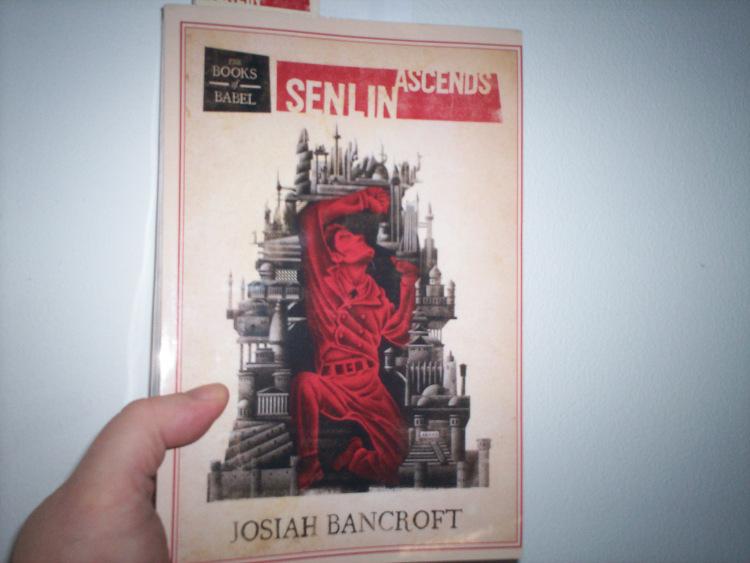senlin ascends mailbox