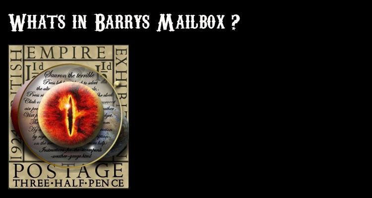 Barry's mailbox