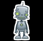 retro robot123113