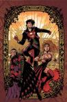 Steampunk Teen Titans