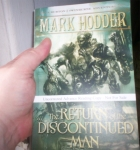 In my mailbox: The Return of the Discontinued Man