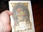 In my mailbox: WILLIAM SHAKESPEARE'S THE JEDI DOTH RETURN