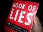 In my mailbox: Book ofLies