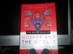 In my mailbox: The Weiser Book of Horror and the Occult