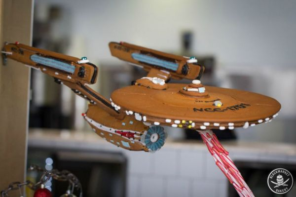 gingerbread enterprise