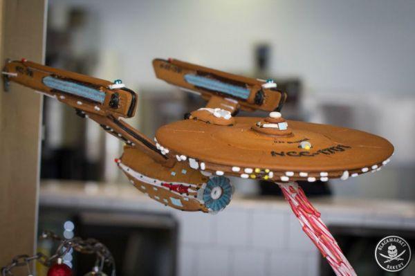 gingerbread enterprise