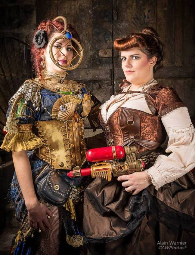 Steampunk and the sea