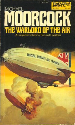Warlord of the Air cover