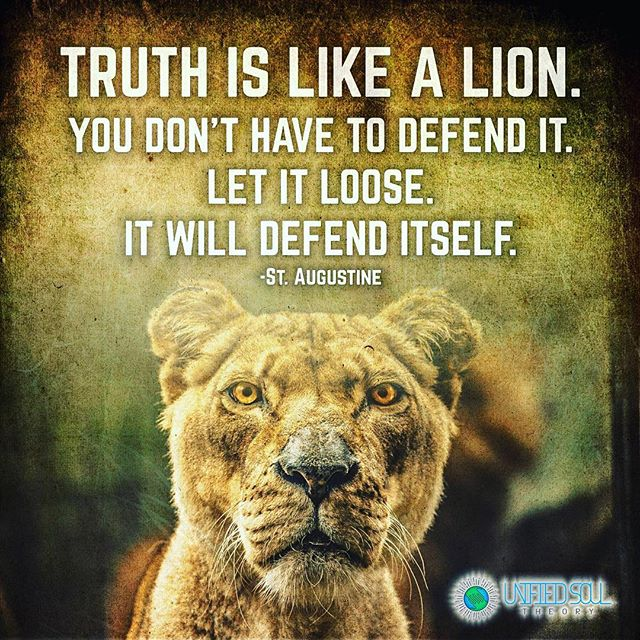 lion-truth