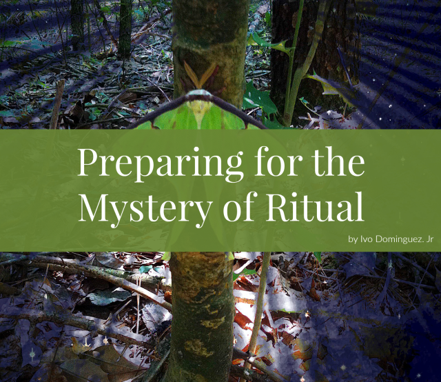 Preparing for the Mystery of Ritual