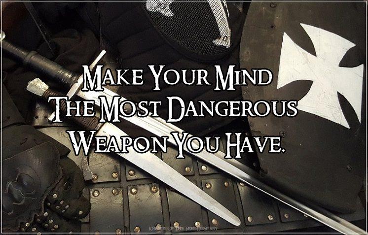 mind-weapon