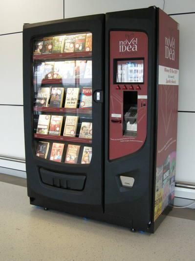 book-vending